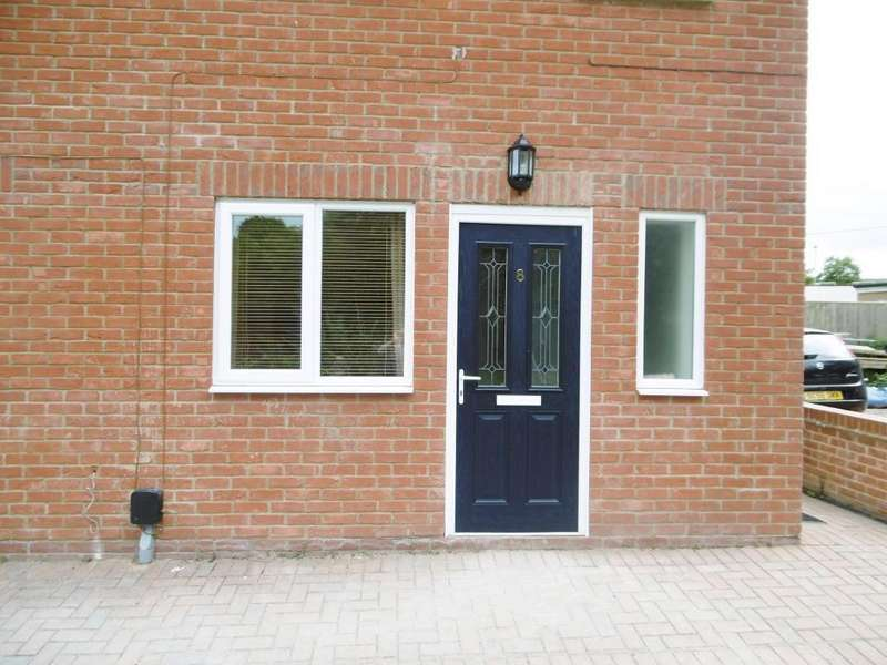 1 Bedroom Ground Flat for sale in Zoar Close, Wroughton
