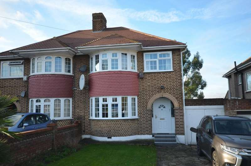 4 Bedrooms Semi Detached House for sale in Crathie Road Lee SE12
