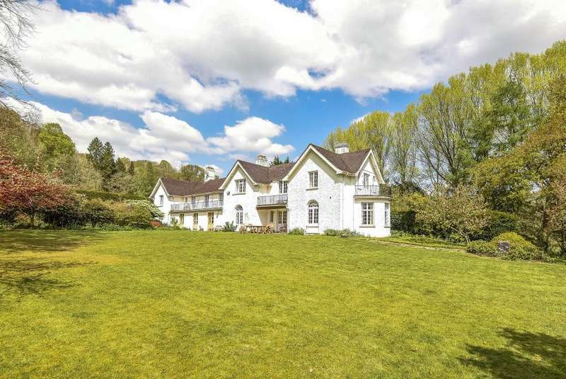 7 Bedrooms Detached House for sale in Wye Valley, Hay on Wye 16 miles, LD2