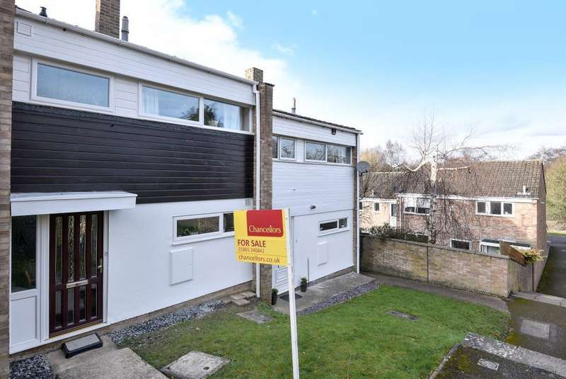 3 Bedrooms House for sale in Turner Close, Oxford, OX4