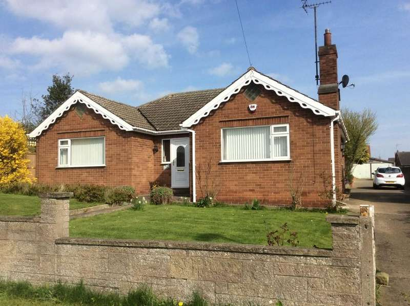 2 Bedrooms Detached Bungalow for sale in Scarborough Road, Bridlington