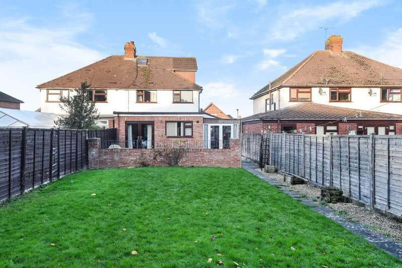 4 Bedrooms House for sale in St Martins,, Hereford City, HR2