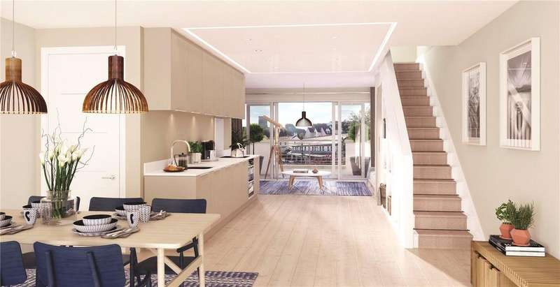 3 Bedrooms Town House for sale in Island Place, Gould Road, Salcombe, Devon, TQ8