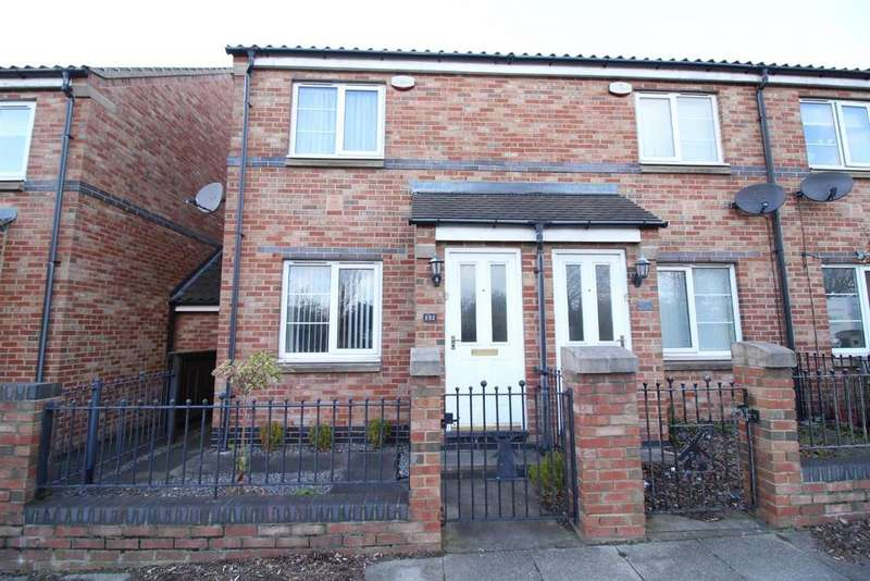 2 Bedrooms Semi Detached House for sale in Bensham Road, Bensham, Gateshead