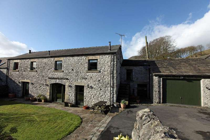 4 Bedrooms House for sale in Ivy Barn, Main Street, Chelmorton, Buxton, Derbyshire, SK17