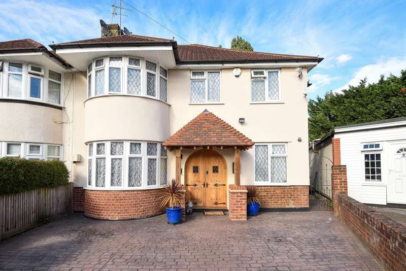 6 Bedrooms House for sale in South Close, Pinner, HA5