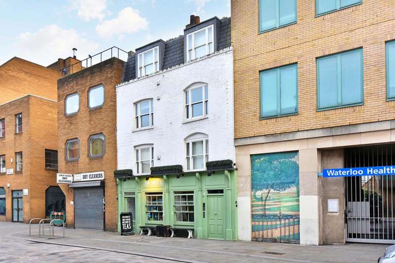 2 Bedrooms Flat for sale in Lower Marsh, London