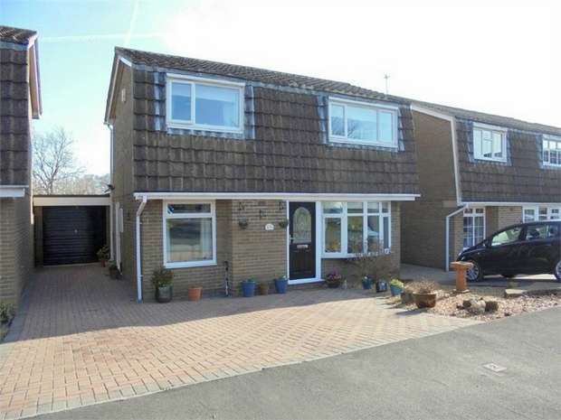 3 Bedrooms Detached House for sale in Millfields, Aycliffe, Newton Aycliffe, Durham