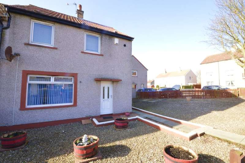 2 Bedrooms Property for sale in Cramond Gardens, Kirkcaldy, KY2