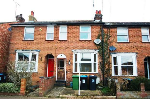 2 Bedrooms Terraced House for sale in Wesley Road, Markyate, St Albans, Hertfordshire