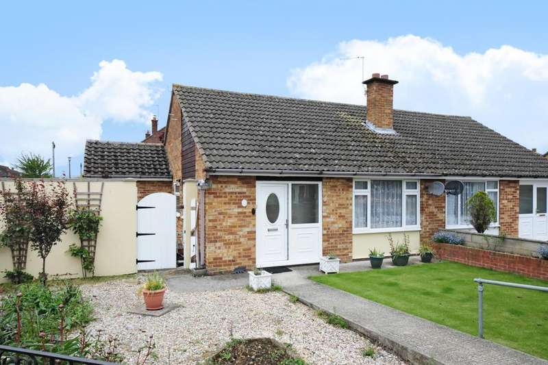 2 Bedrooms Bungalow for sale in Longfields, Bicester, OX26