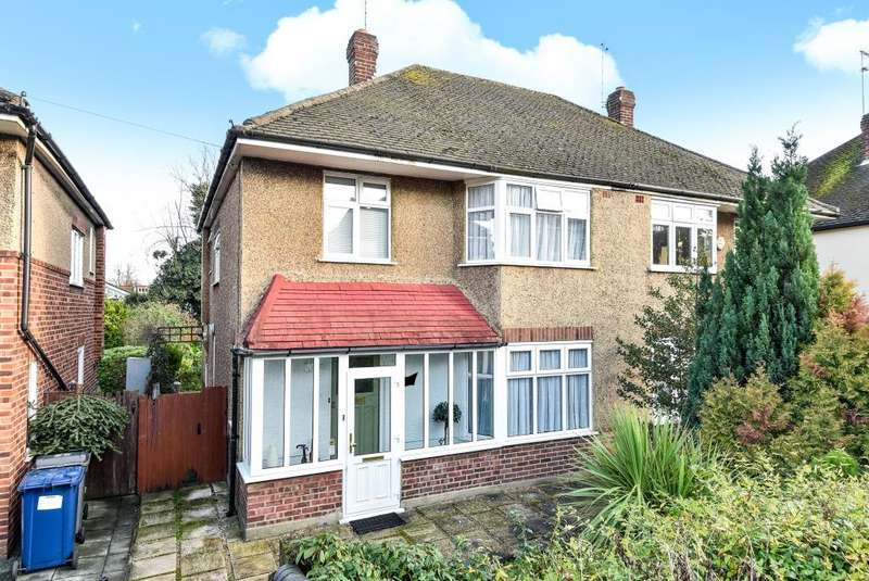 3 Bedrooms House for sale in Friern Barnet, London, N12