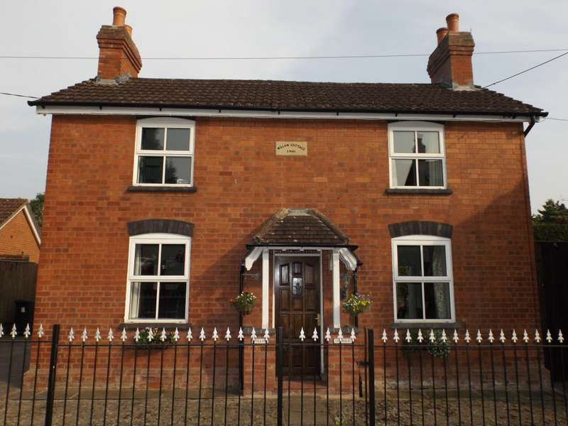 4 Bedrooms Cottage House for sale in Coldwells Road, Holmer Park, Hereford, HR1