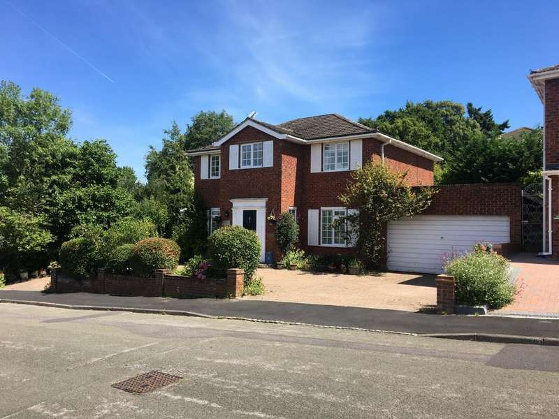 4 Bedrooms Detached House for sale in Bracknell, Berkshire, RG12