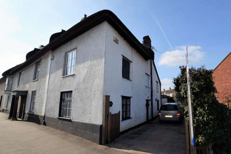 3 Bedrooms House for sale in Alphington Road, Exeter, EX2