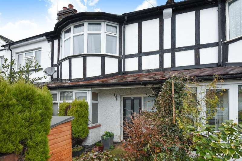 2 Bedrooms House for sale in Orchard Road, Lower Sunbury, TW16