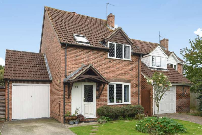 3 Bedrooms Detached House for sale in Grassmead, Thatcham, West Berkshire, RG19