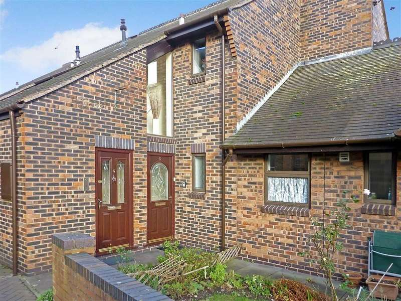2 Bedrooms Retirement Property for sale in Wesley Close, Nantwich