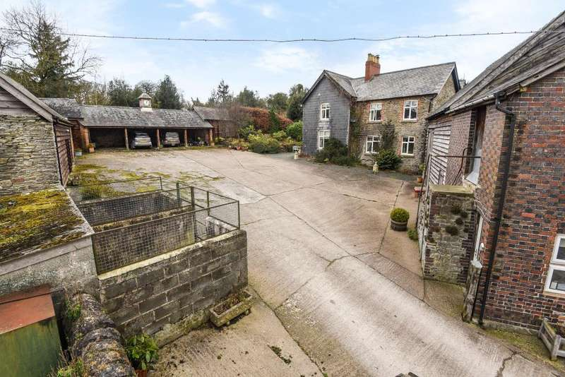 5 Bedrooms Detached House for sale in Old Radnor, Presteigne, LD8