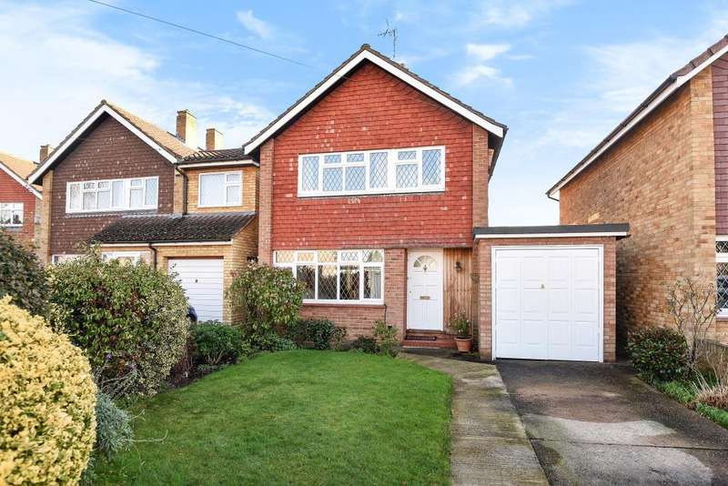 3 Bedrooms Detached House for sale in Kingsmead Avenue, Lower Sunbury, TW16