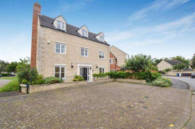5 Bedrooms Detached House for rent in New Langford Village, Bicester, OX26