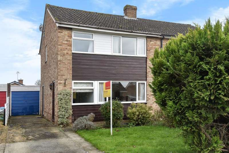 3 Bedrooms House for sale in Wenrisc Drive, Minster Lovell, OX29