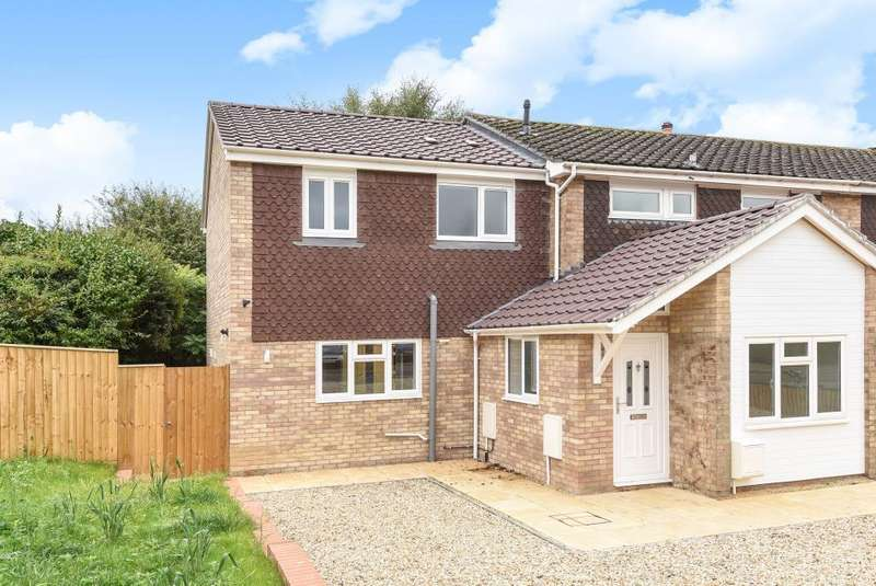 3 Bedrooms House for sale in Larch Close, Southmoor, OX13