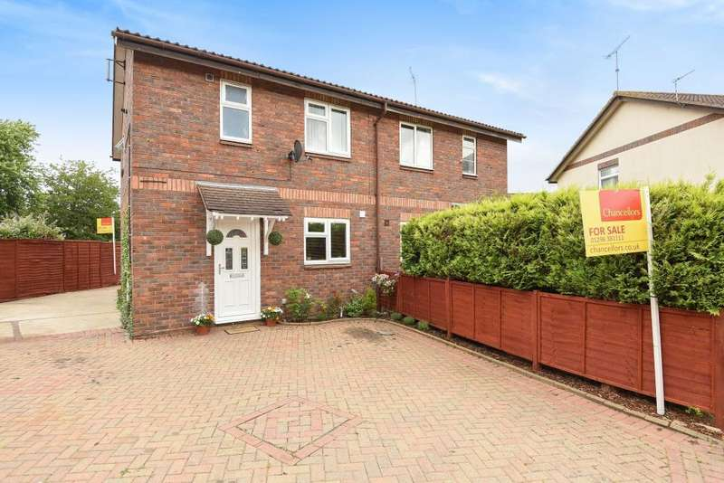 3 Bedrooms House for sale in Nappin Close, Aylesbury, HP19