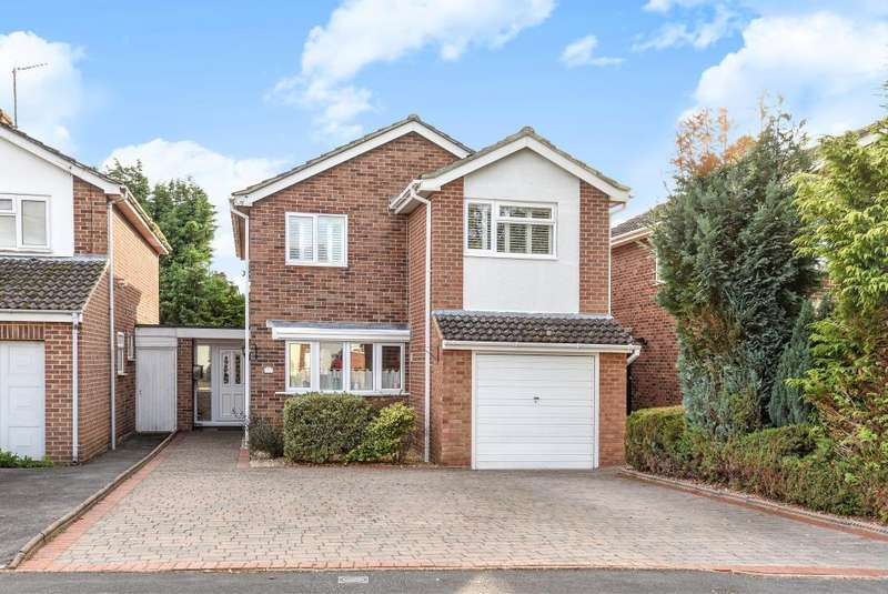 4 Bedrooms House for sale in Chalgrove, Oxford, OX44