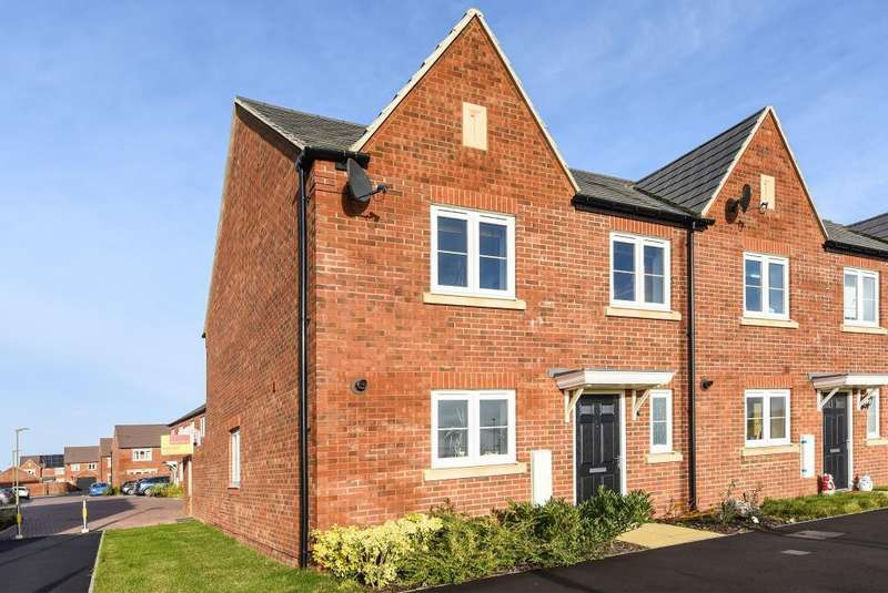 4 Bedrooms House for sale in Bourne End, Upper Heyford, OX25