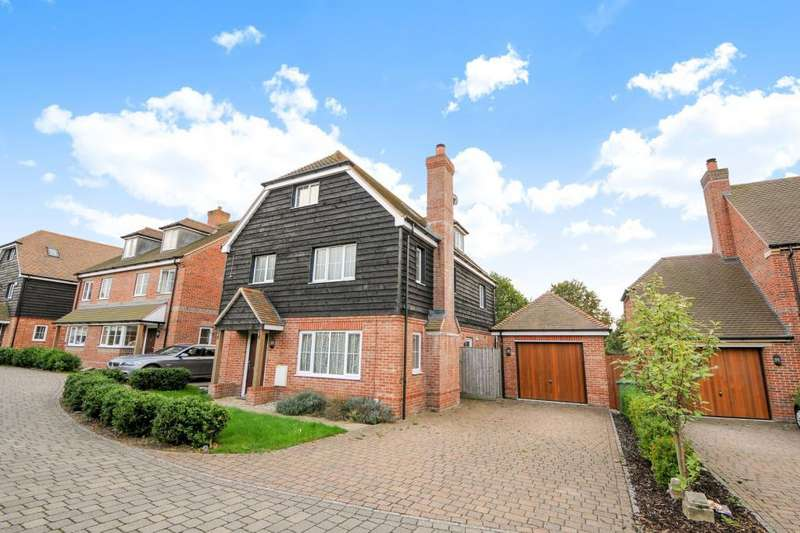 5 Bedrooms Detached House for rent in Thatcham, Berkshire, RG18