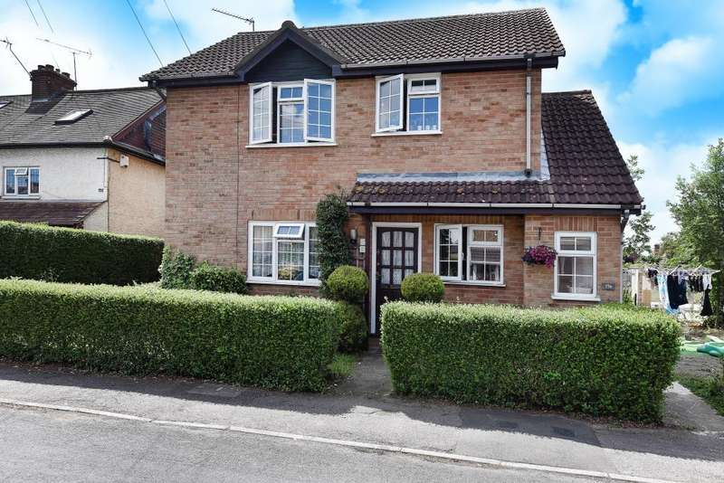 2 Bedrooms Maisonette Flat for sale in Cippeham, Berkshire, SL1