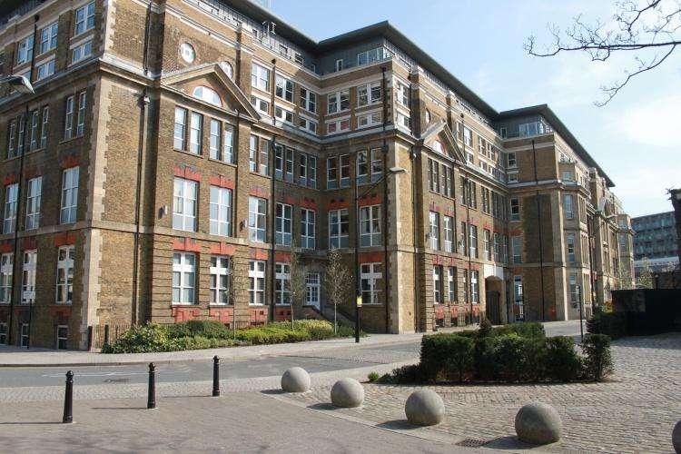2 Bedrooms Flat for sale in Building 22, Cadogan Road, Royal Arsenal Riverside SE18