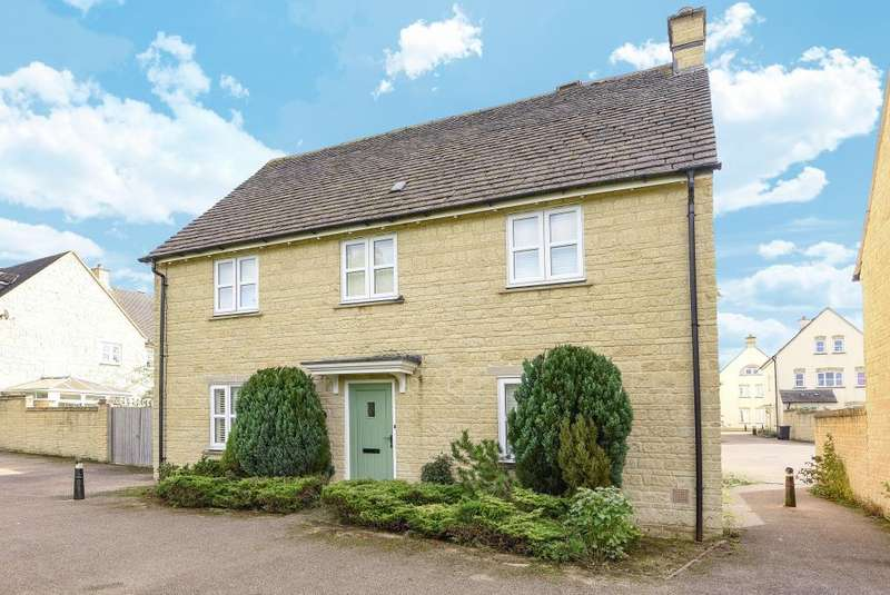 4 Bedrooms Detached House for sale in Birch Grove, Madley Park, Witney, OX28