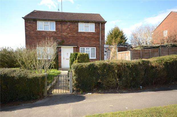 2 Bedrooms Semi Detached House for sale in Wye Close, Tilehurst, Reading