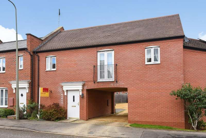 1 Bedroom Flat for sale in Winter Gardens Way, Banbury, OX16
