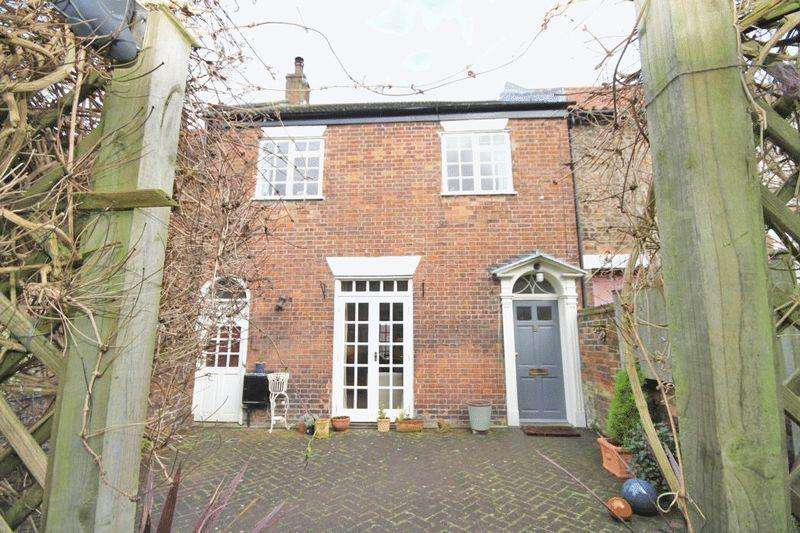 3 Bedrooms Terraced House for sale in LEE STREET, LOUTH