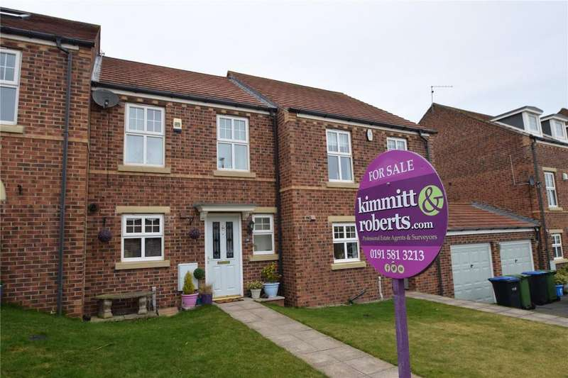 2 Bedrooms Terraced House for sale in Souter Drive, East Shore Village, Seaham, Co. Durham, SR7