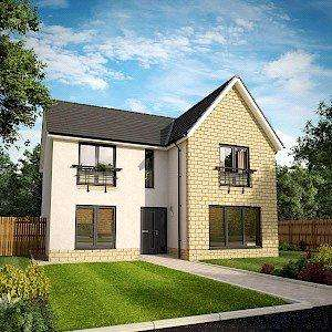 4 Bedrooms Detached House for sale in Plot 80, Jade, Dovecot Grange, Haddington, East Lothian