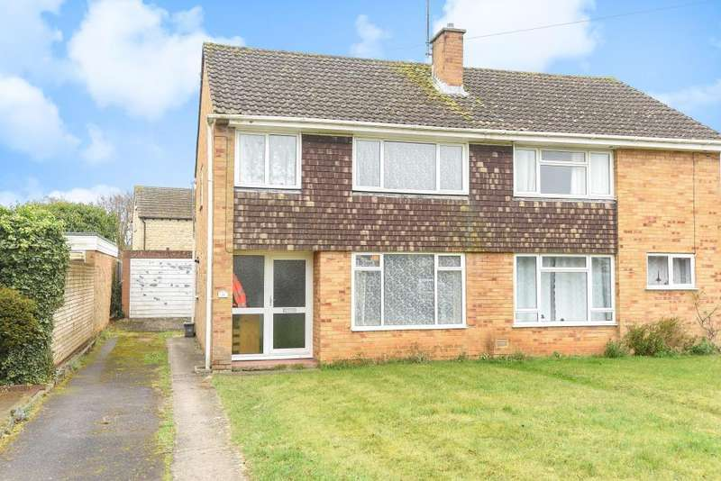 3 Bedrooms House for sale in Abelwood Road, Long Hanborough, Witney, OX29