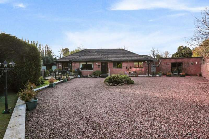 4 Bedrooms Bungalow for sale in Claremont , Alloa, Stirling, FK10 2DF