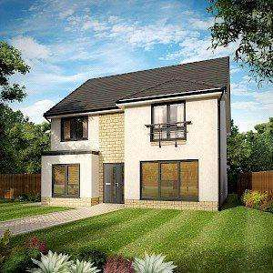 4 Bedrooms Detached House for sale in Plot 52, Cedar, Dovecot Grange, Haddington, East Lothian