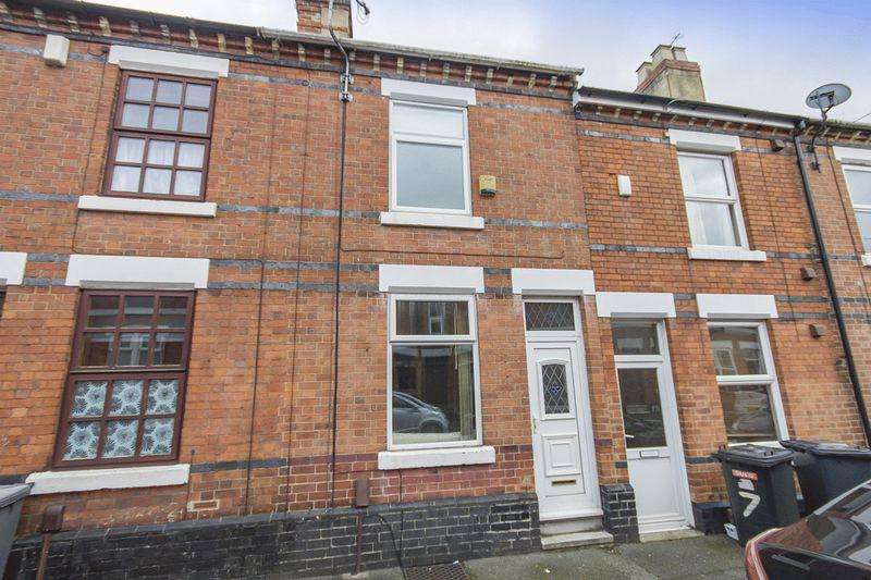 2 Bedrooms Terraced House for sale in Cross Street, Debry