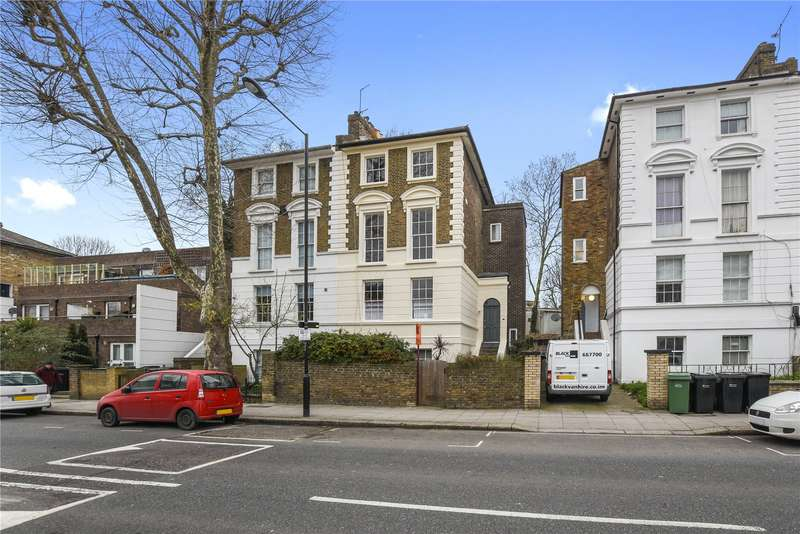 3 Bedrooms Flat for sale in Agar Grove, London, NW1