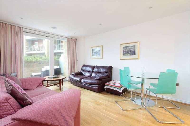 1 Bedroom Flat for sale in Viridian Apartments, 75 Battersea Park Road, London, SW8