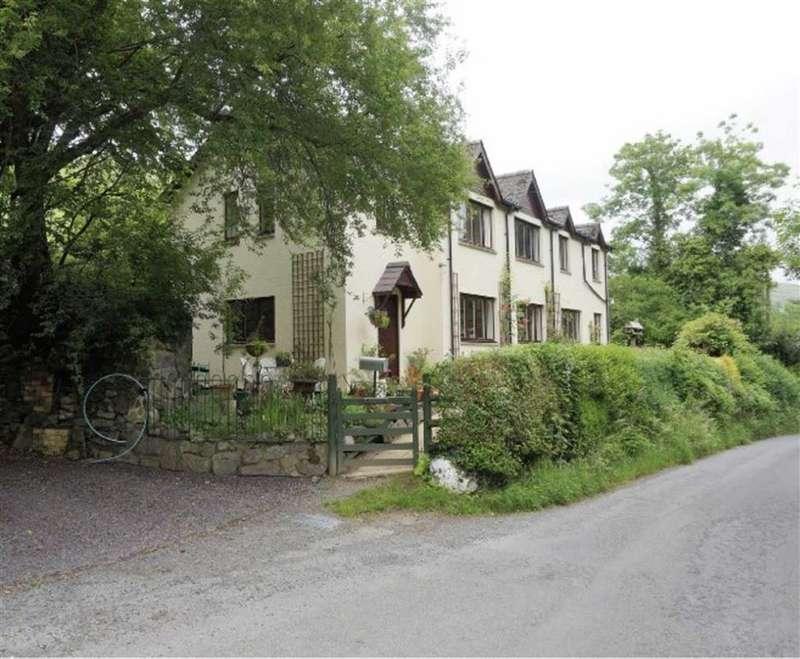 6 Bedrooms Detached House for sale in Penbontrhydybeddau, Aberystwyth