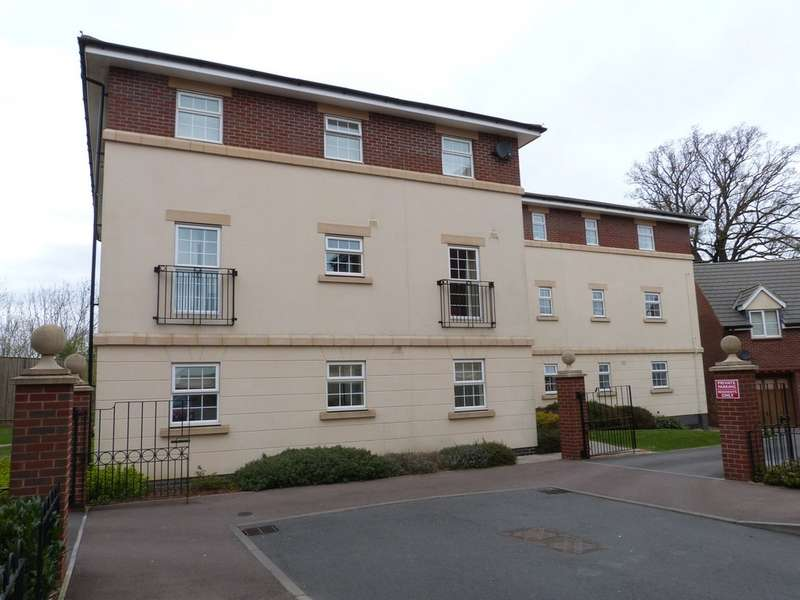 2 Bedrooms Apartment Flat for rent in Pampas Court, Copeland Park GL4