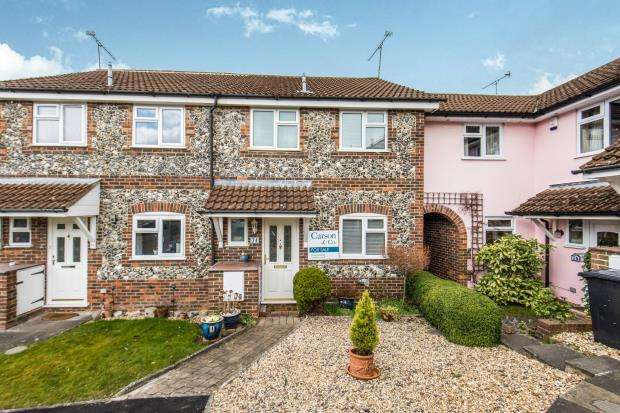 3 Bedrooms Terraced House for sale in Lightwater, Surrey, United Kingdom