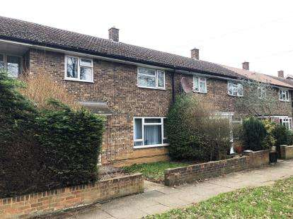3 Bedrooms Terraced House for sale in Elder Way, Stevenage, Hertfordshire, England