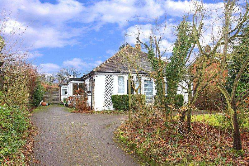 3 Bedrooms Detached Bungalow for sale in CODSALL, Moatbrook Lane